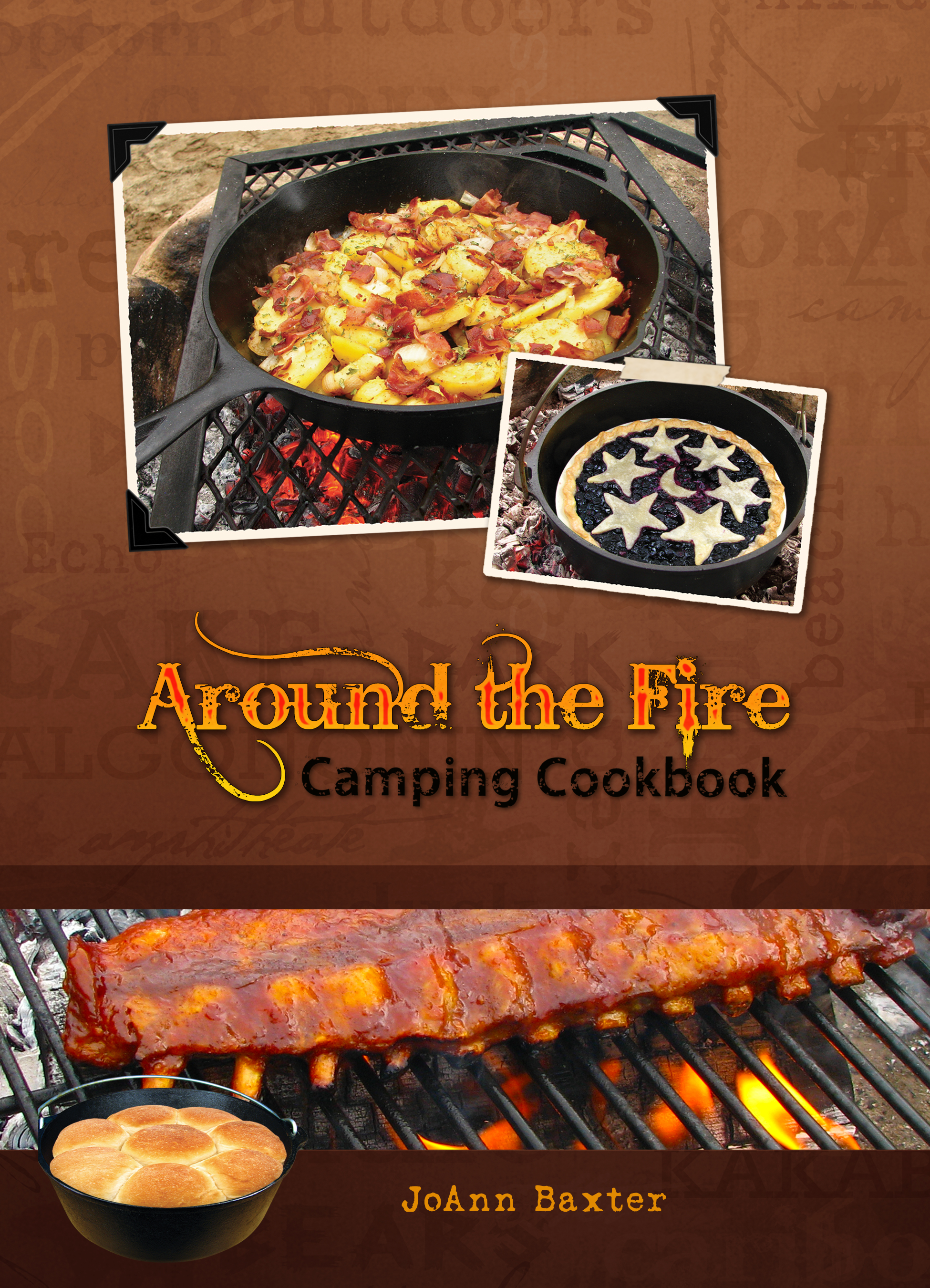Around the Fire Camping Cookbook