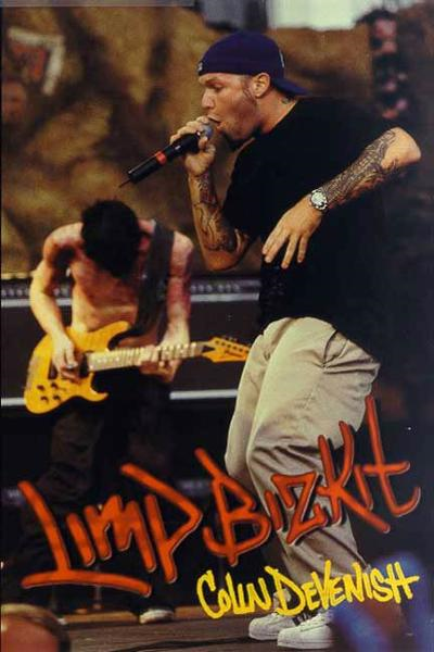 Limp Bizkit By: Colin Devenish