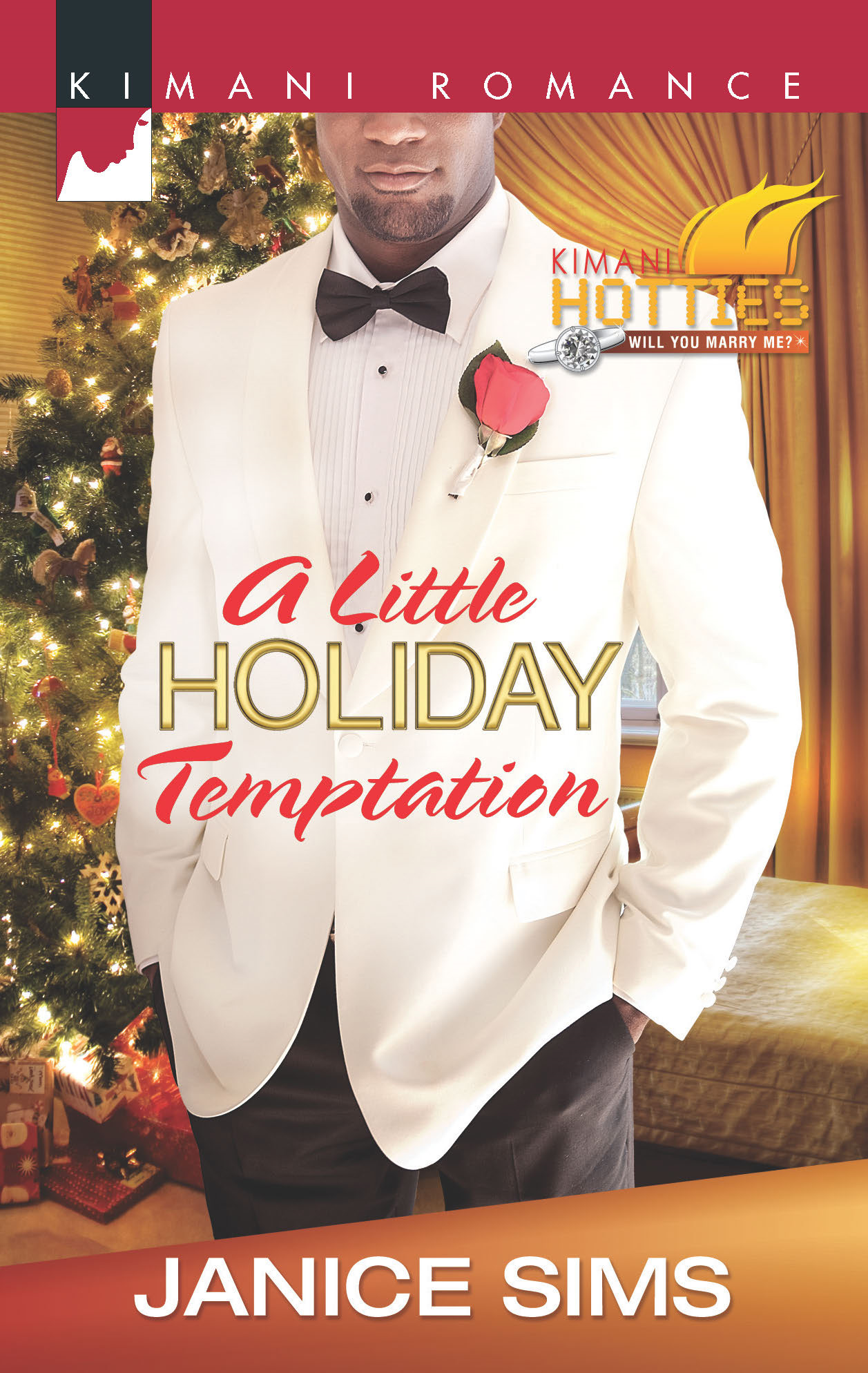 A Little Holiday Temptation By: Janice Sims