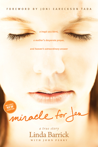 Book Cover: Miracle for Jen