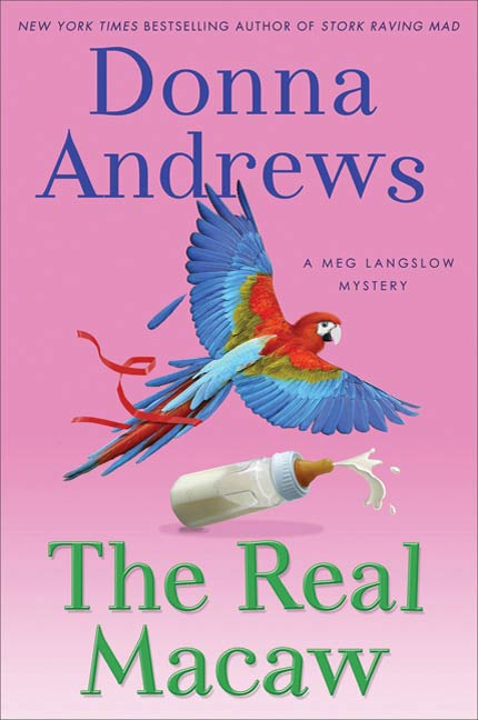 The Real Macaw By: Donna Andrews