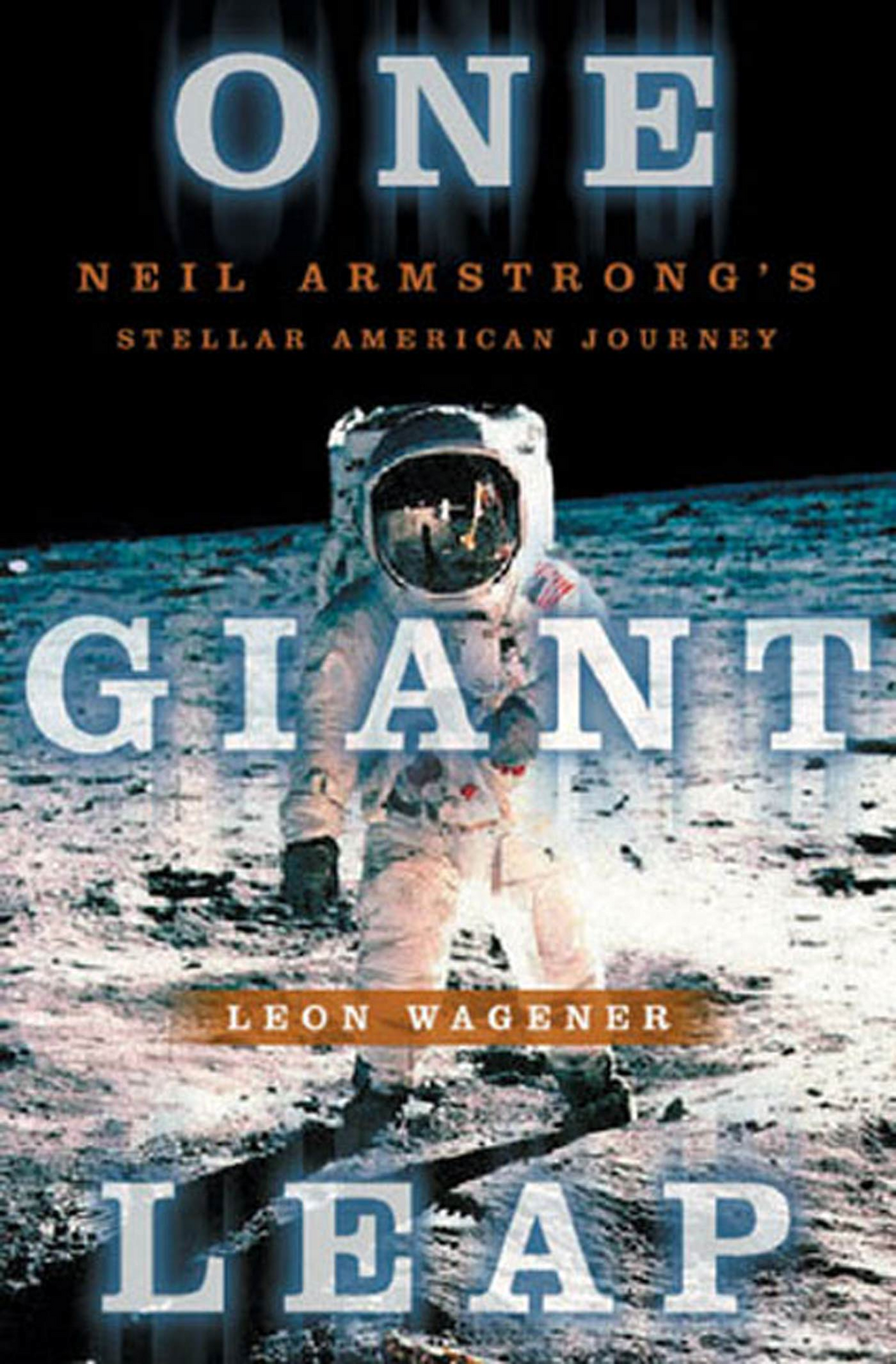 One Giant Leap By: Leon Wagener
