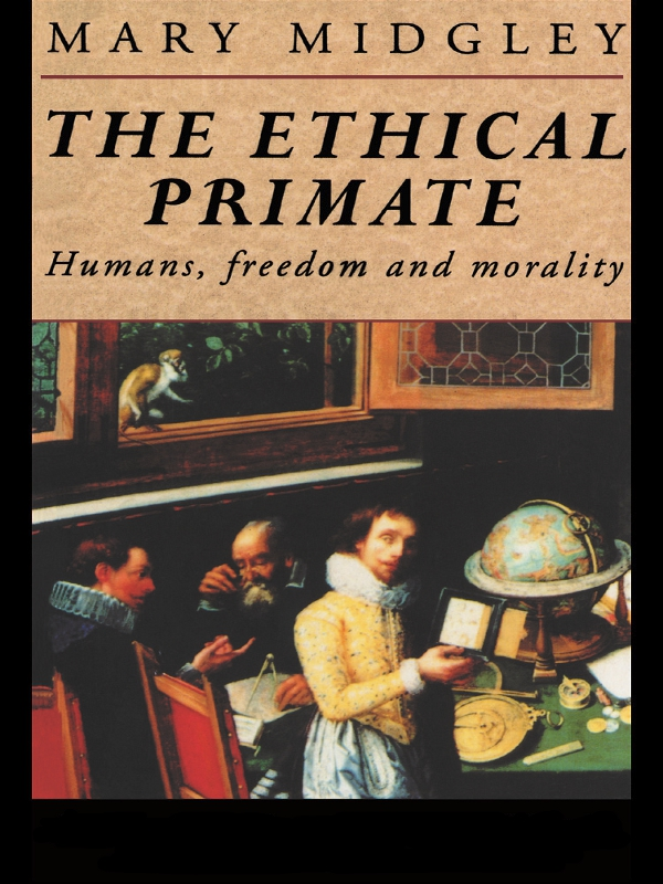 The Ethical Primate