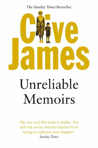 Unreliable Memoirs Picador Classic