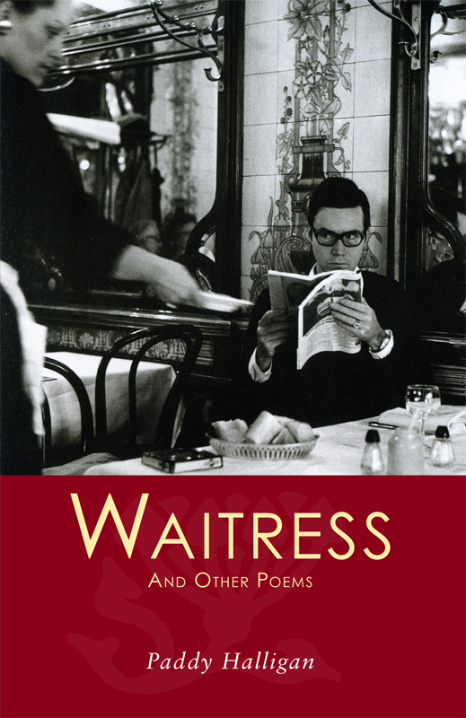 Waitress And Other Poems