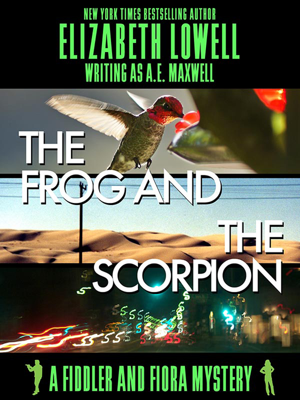 The Frog and the Scorpion By: Elizabeth   Lowell