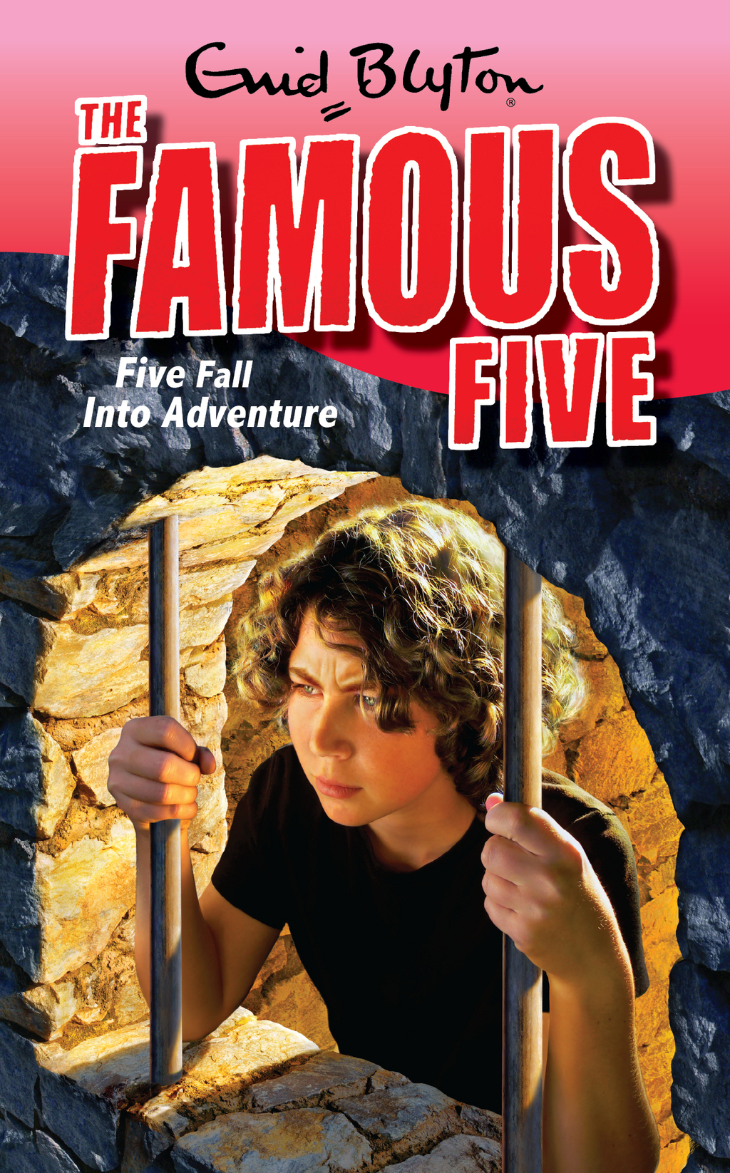 Famous Five 9: Five Fall Into Adventure