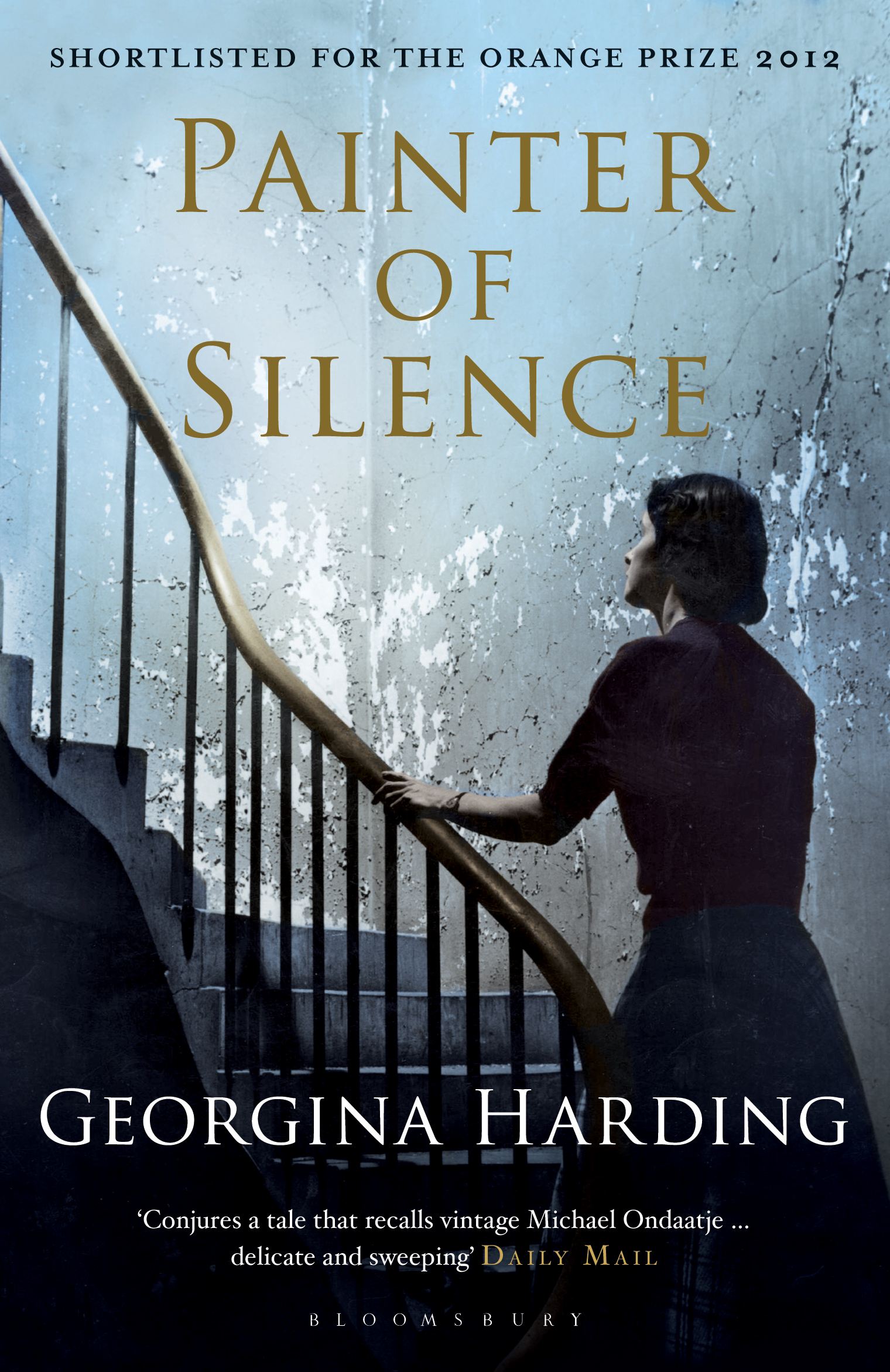 Painter of Silence By: Georgina Harding