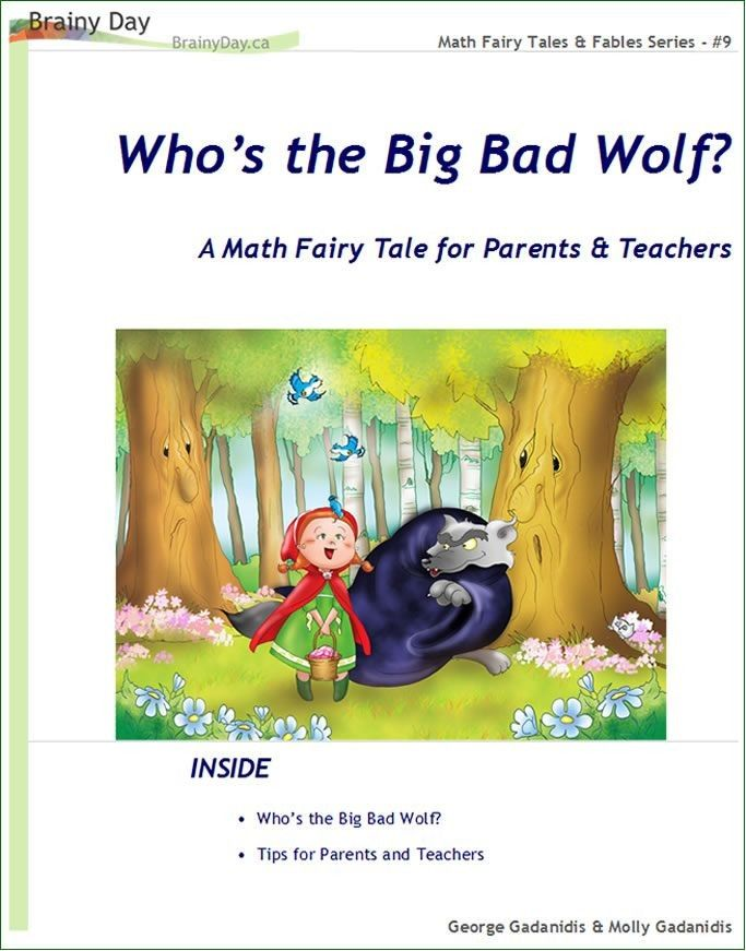 Who's the Big Bad Wolf?