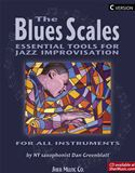 download The Blues Scales - C Version book