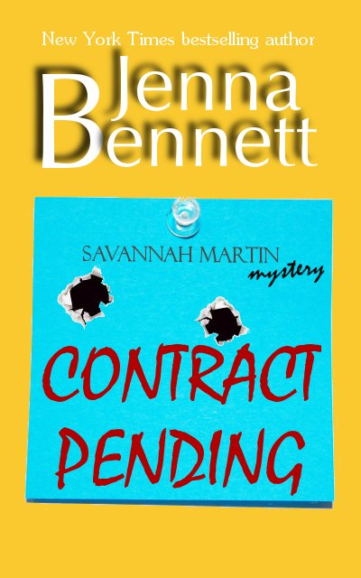Contract Pending By: Jenna Bennett