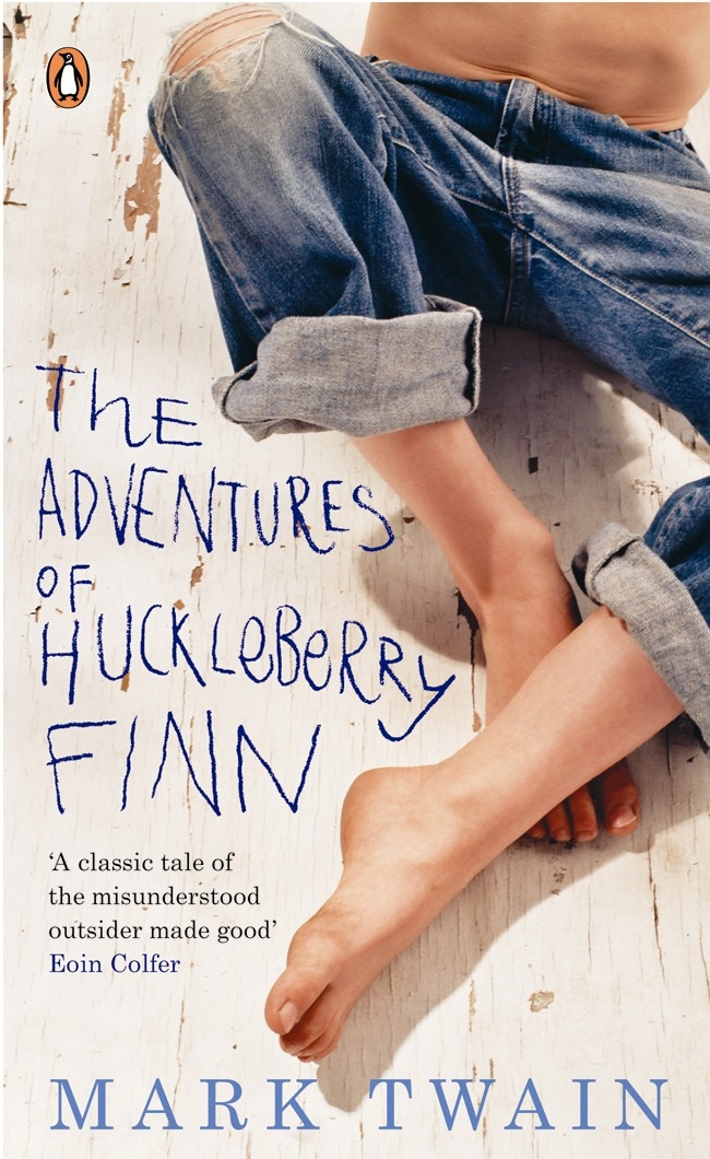 The Adventures of Huckleberry Finn By: Mark Twain