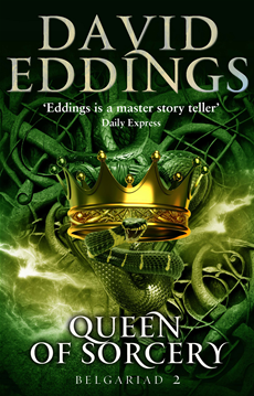 Queen Of Sorcery Book Two Of The Belgariad