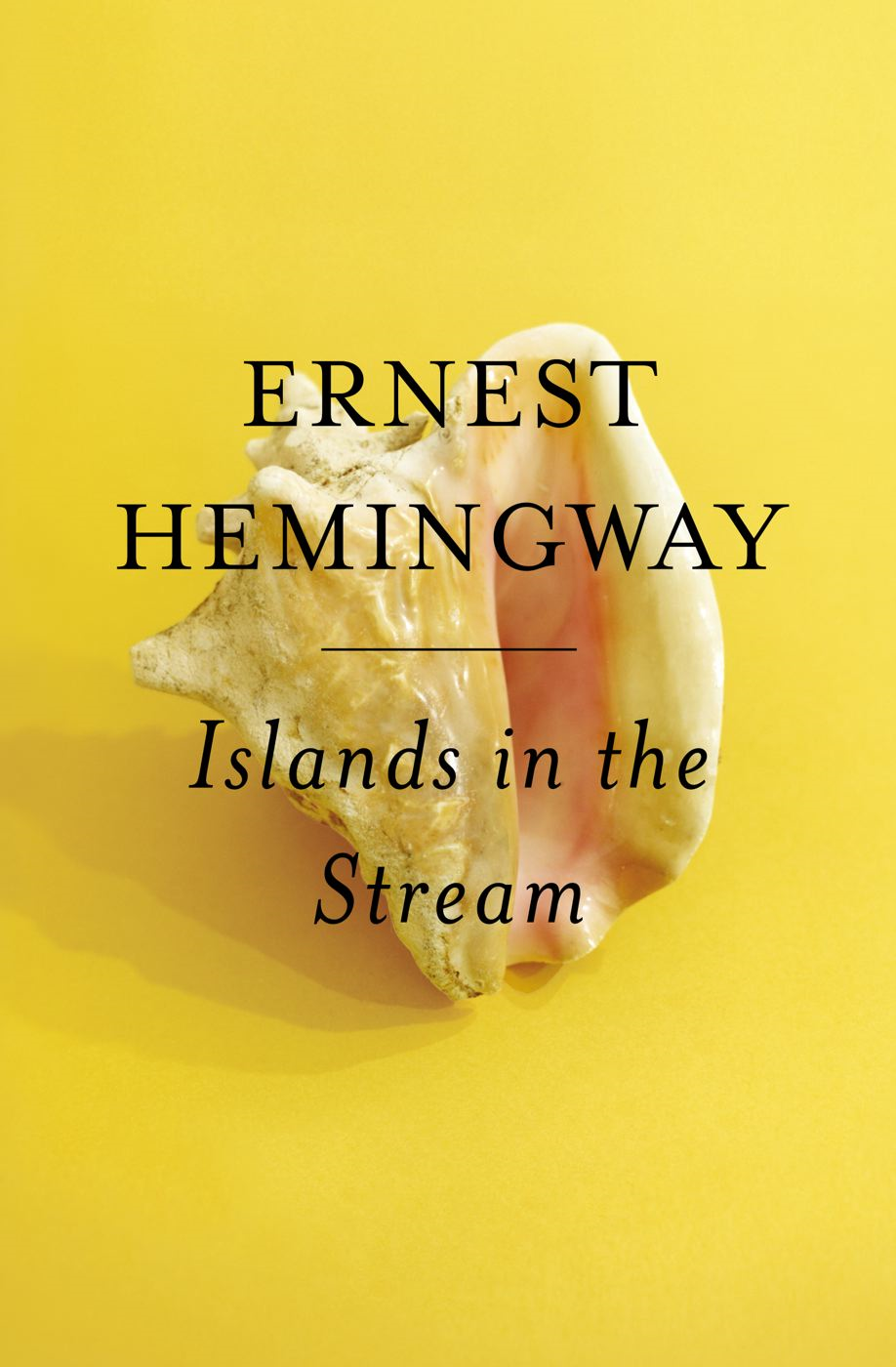 Islands in the Stream By: Ernest Hemingway