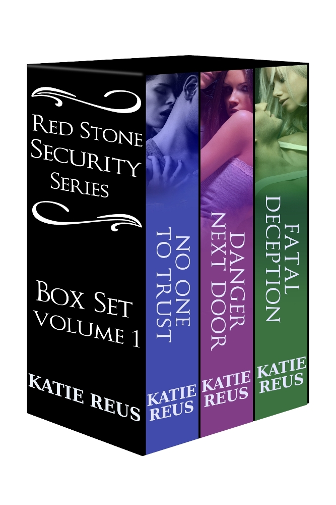 Red Stone Security Series Box Set By: Katie Reus