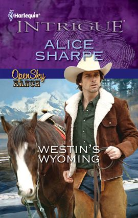 Westin's Wyoming By: Alice Sharpe