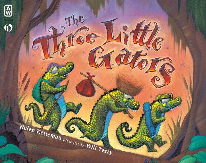 The Three Little Gators