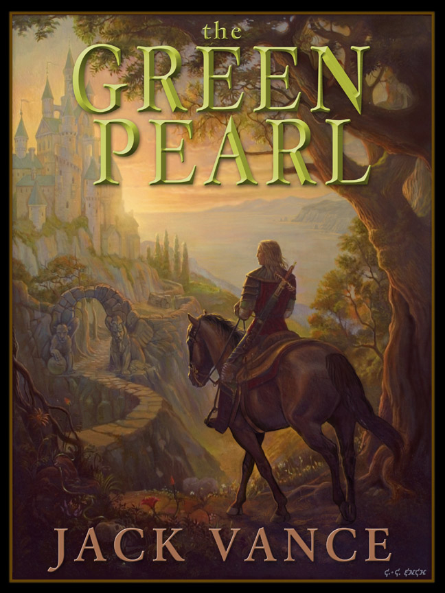 The Greeen Pearl [Lyonesse Book 3]