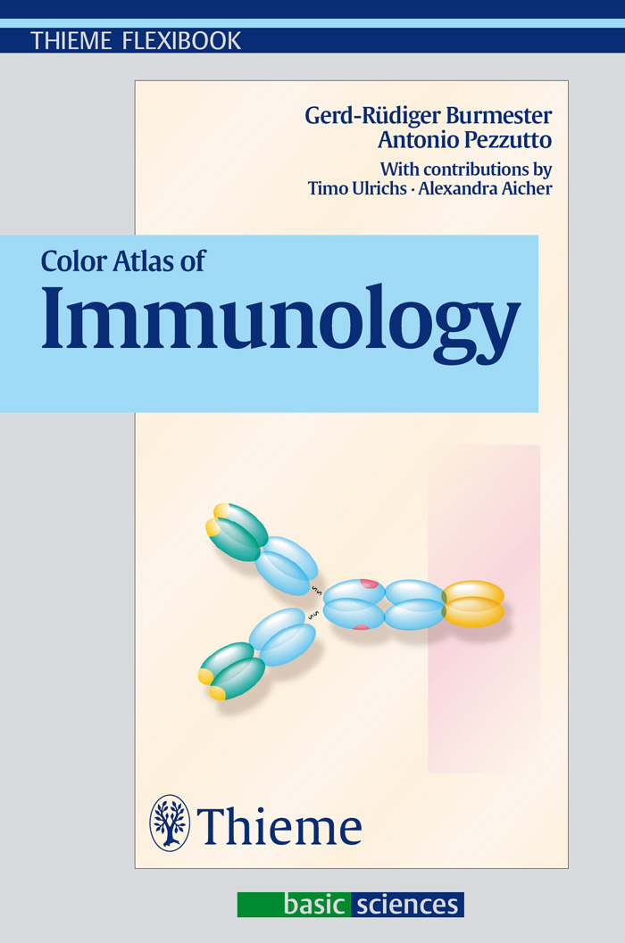 Color Atlas of Immunology By: Antonio Pezzutto,Gerd Burmester