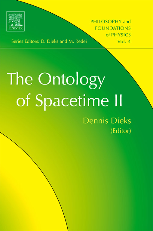 The Ontology of Spacetime II