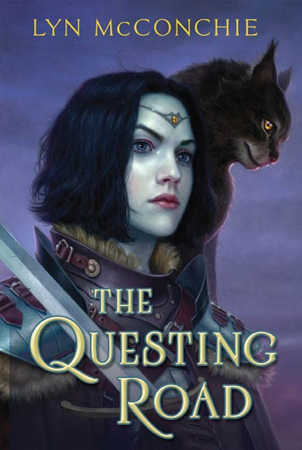 Cover Image: The Questing Road