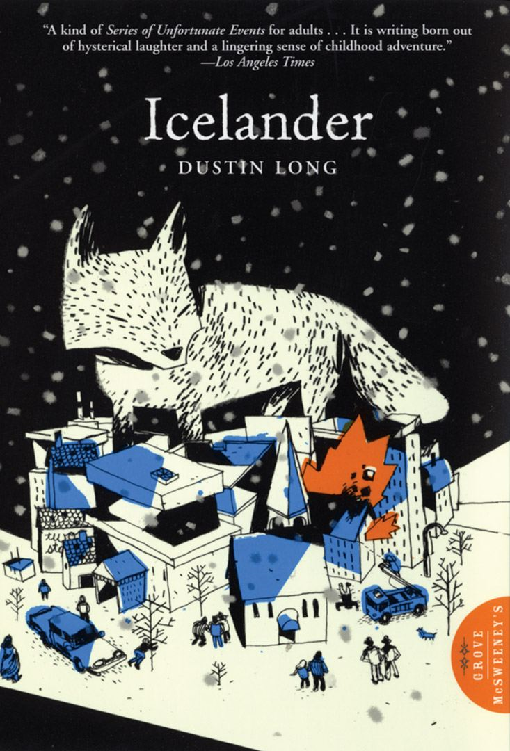 Icelander By: Dustin Long
