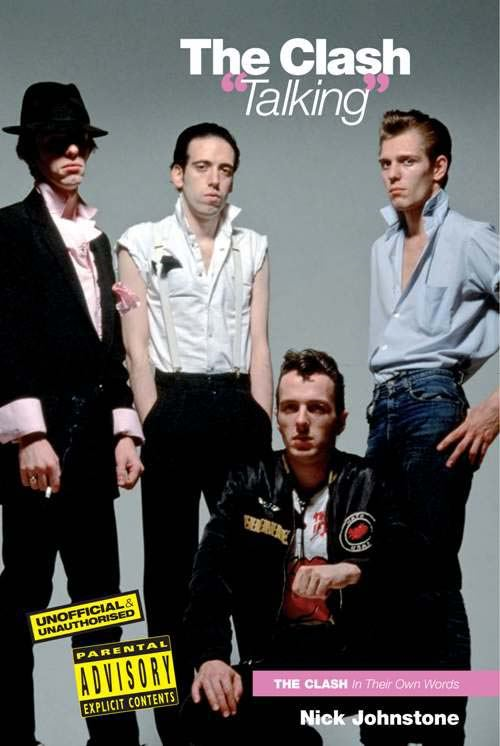 The Clash: 'Talking' By: Nick Johnstone