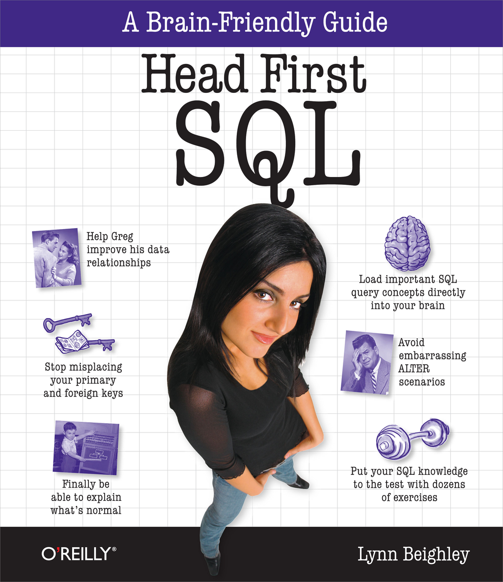 Head First SQL By: Lynn Beighley