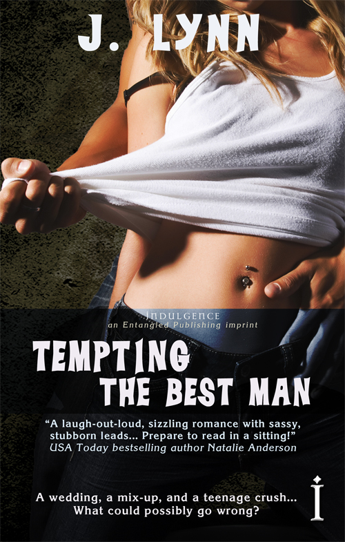 Tempting the Best Man By: J Lynn