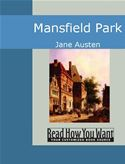 download Mansfield Park book