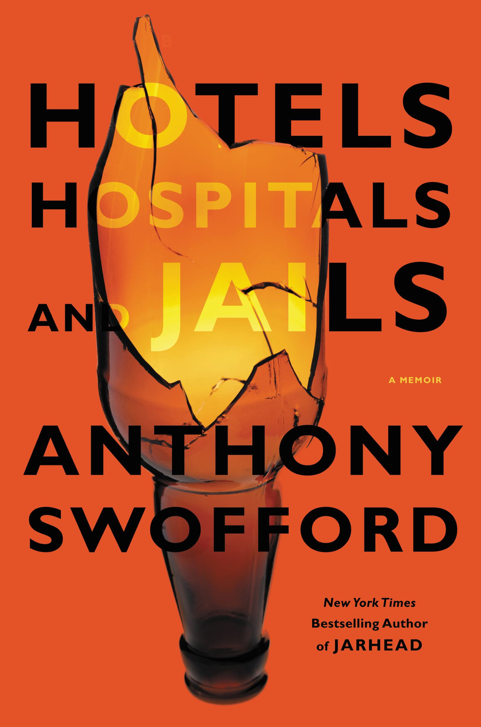 Hotels, Hospitals, and Jails By: Anthony Swofford