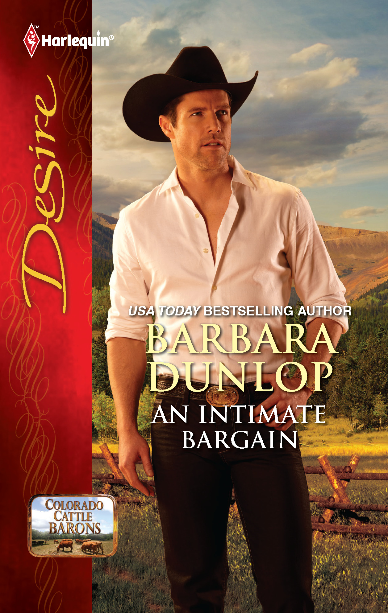 An Intimate Bargain By: Barbara Dunlop