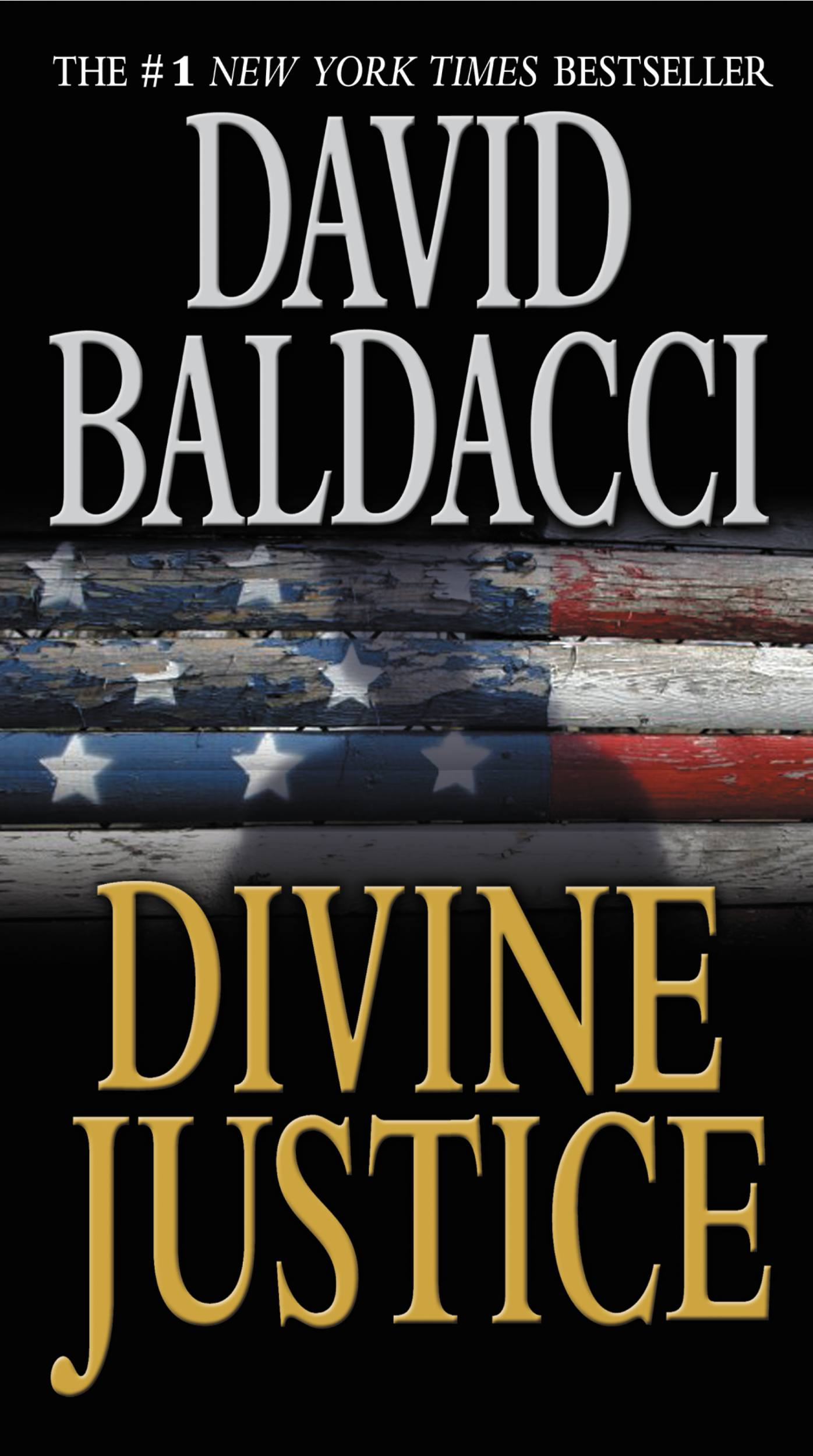 Divine Justice By: David Baldacci