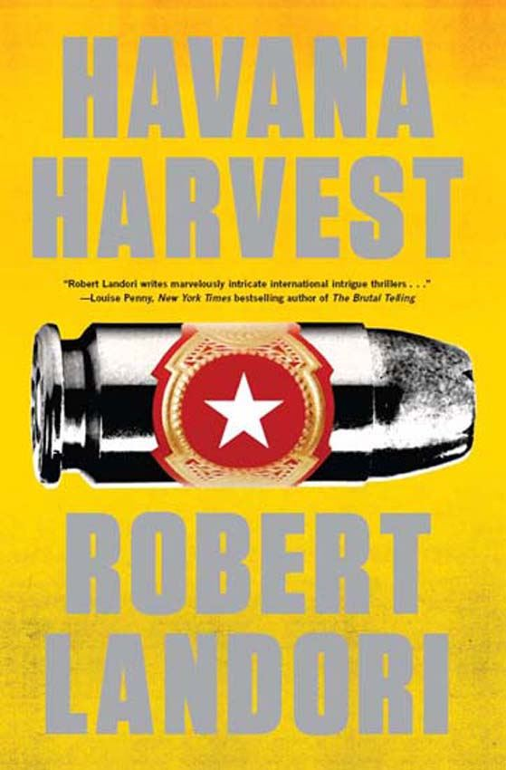 Havana Harvest By: Robert Landori