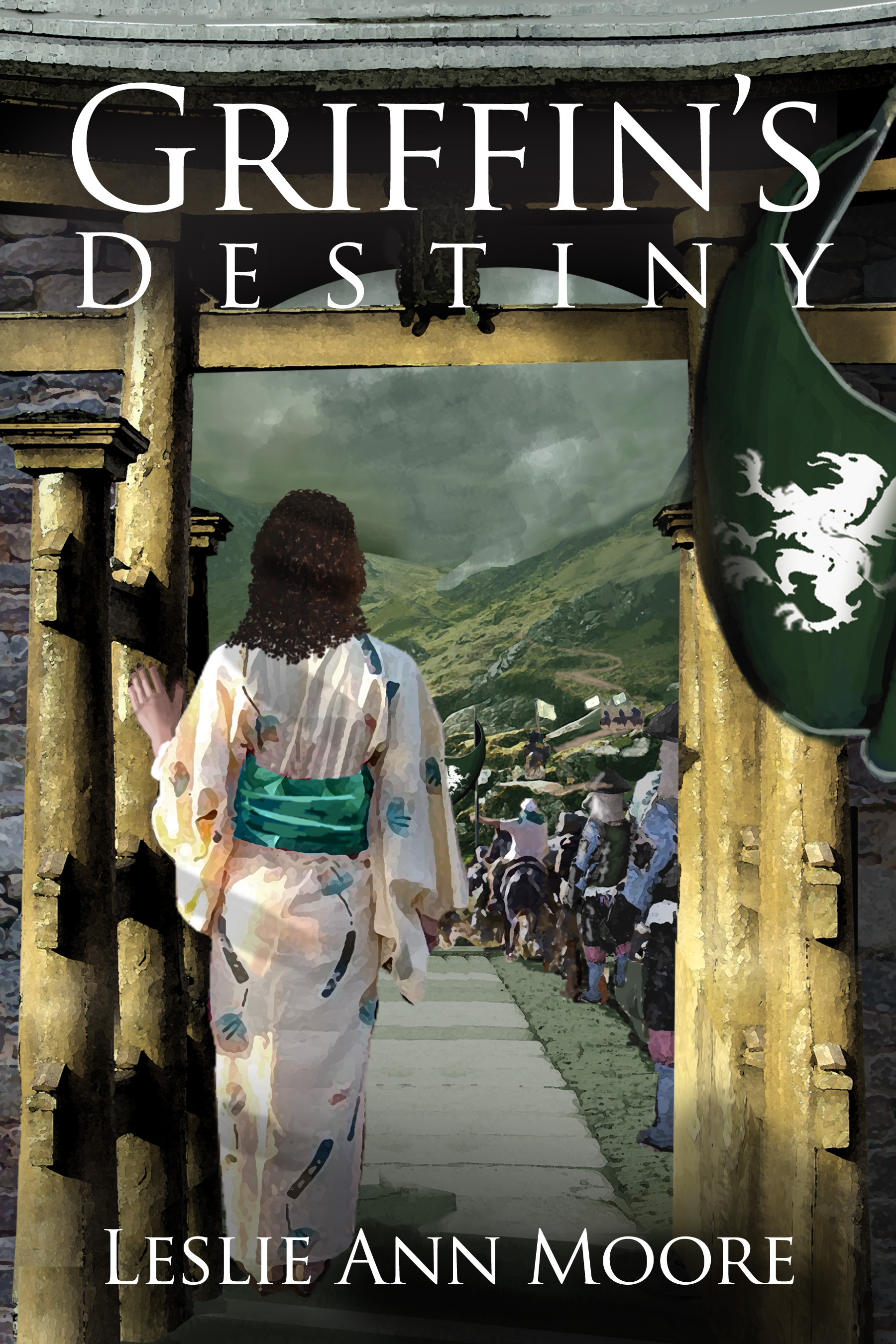 Griffin's Destiny (Griffin's Trilogy #3)