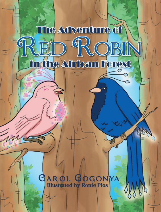 The Adventure of Red Robin in the African Forest