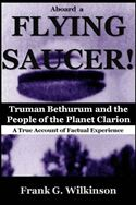 online magazine -  Aboard a Flying Saucer: Truman Bethurum and the  People of the Planet Clarion