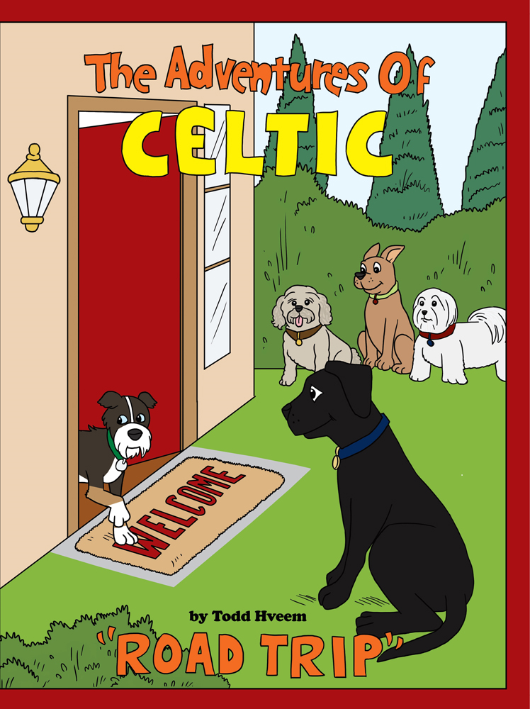 """The Adventures of Celtic: Road Trip"""