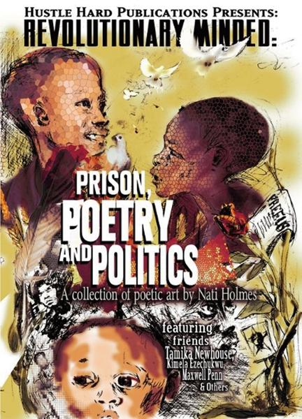 Revolutionary Minded:: Prison, Poetry & Politics