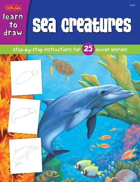Sea Creatures By: Russell Farrell