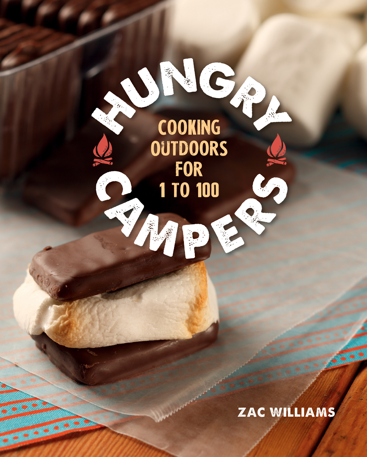 Hungry Campers By: Zac Williams