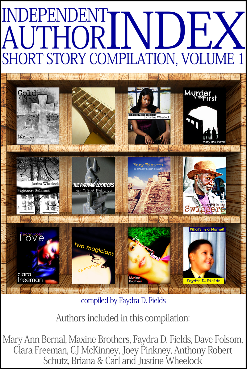 Independent Author Index Short Story Compilation, Volume 1