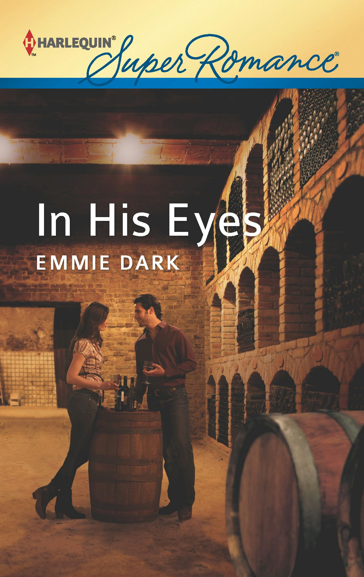 In His Eyes By: Emmie Dark