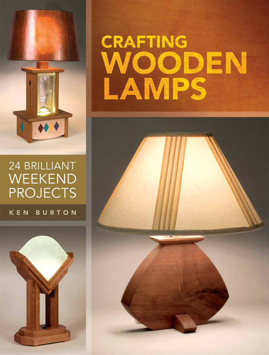 Crafting Wooden Lamps 24 Brilliant Weekend Projects