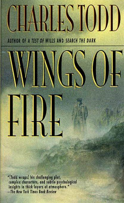 Wings of Fire By: Charles Todd