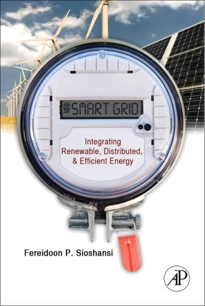 Smart Grid Integrating Renewable,  Distributed & Efficient Energy