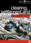 download Clearing, Settlement and Custody book
