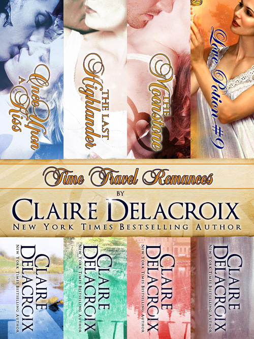 Time Travel Romances Boxed Set