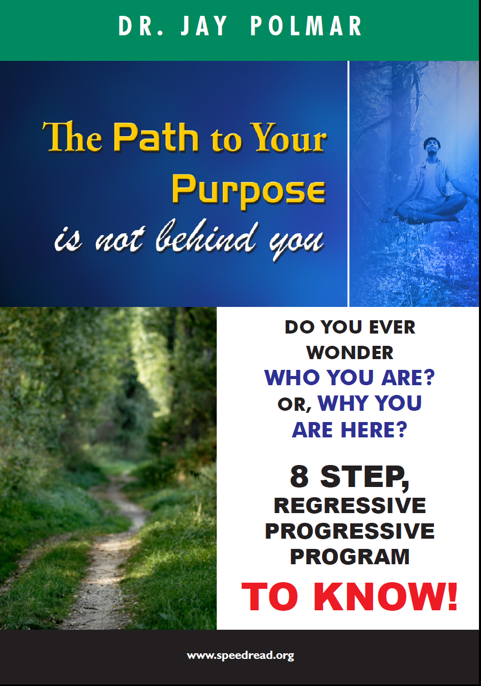 The Path to Your Purpose is NOT Behind You