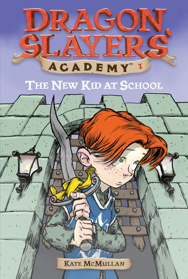 The New Kid at School #1 By: Kate McMullan,Bill Basso